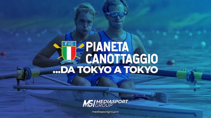 Pianeta Canottaggio, il nuovo format su Sky 814 MS Channel