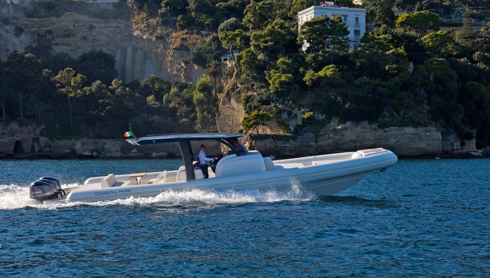 Coastal Boat presenta il nuovissimo Maxy46