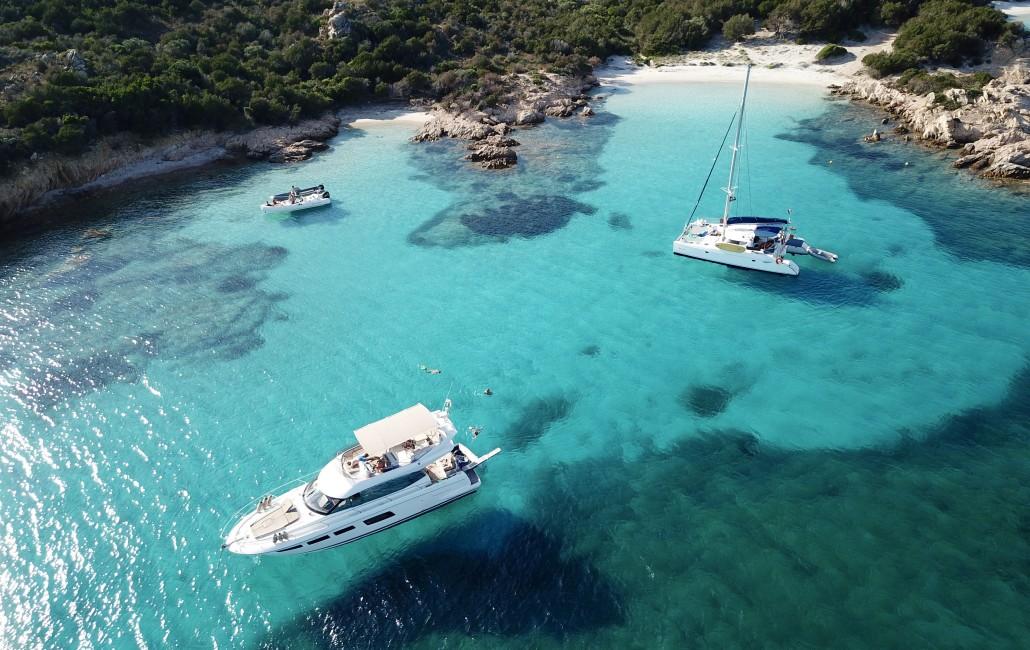Charter nautici Sardegna, tante le disdette: colpa del Passaporto Sanitario