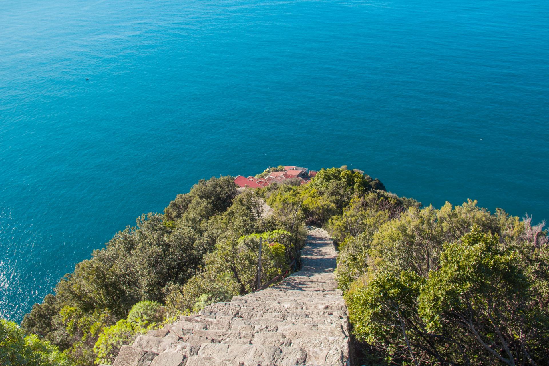 Cinque Terre, il Borgo di Monesteroli candidato ai luoghi del Cuore del F.A.I.: l'Italia riparte e con lei anche la decima edizione