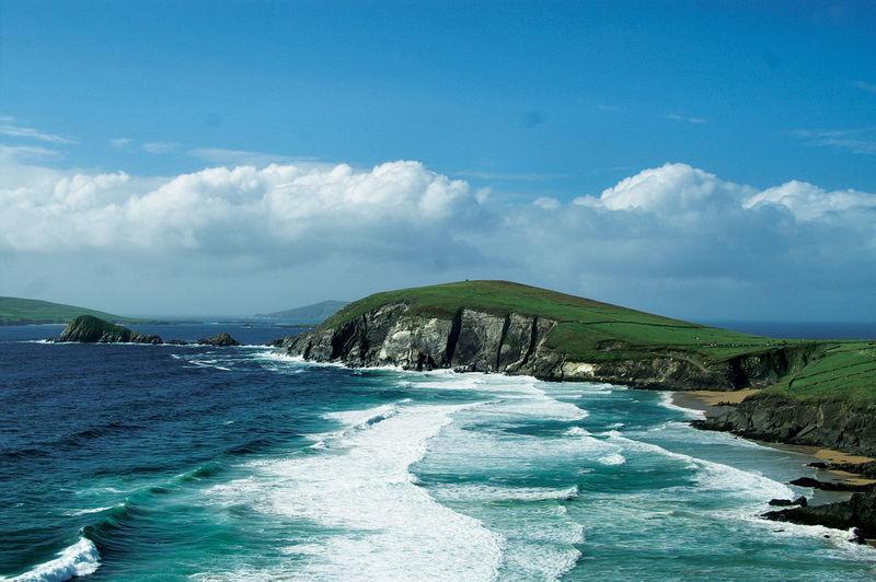 I colori dell'Irlanda, mare e natura in tutte le stagioni dell'anno