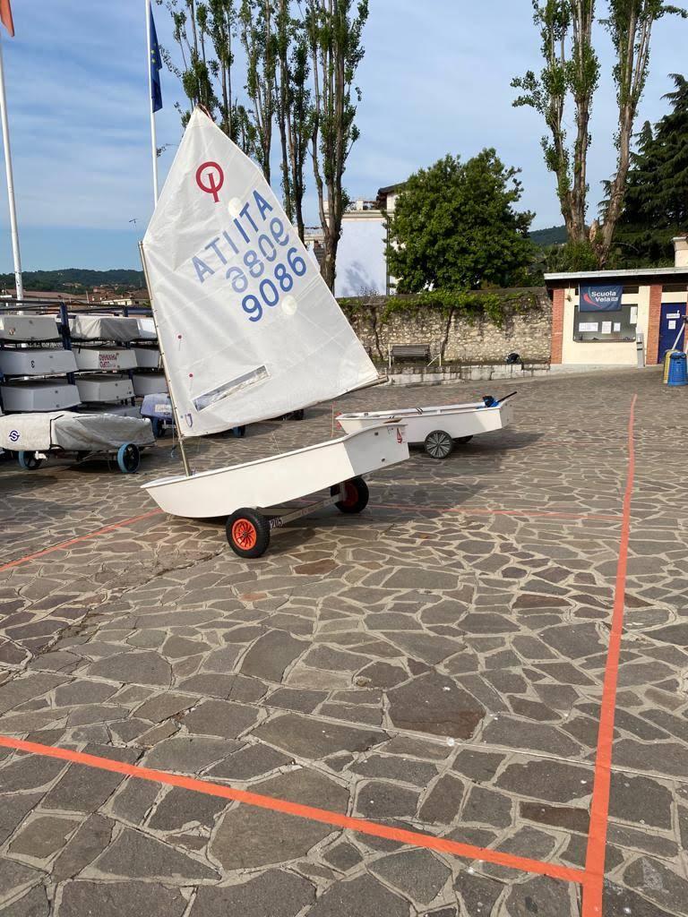 Canottieri Garda: ripartono i Corsi Estivi bambini nel segno della sicurezza