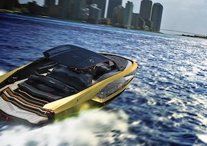 The Italian Sea Group, anteprima mondiale Tecnomar for Lamborghini 63