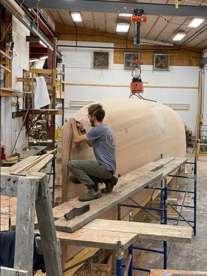 MCM, Tripp Design e Rockport Marine insieme per un nuovo yacht a vela