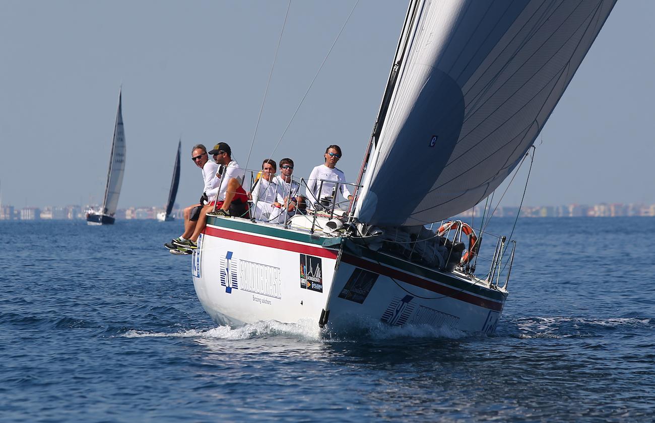 La Cinquecento Trofeo Pellegrini verso la conclusione