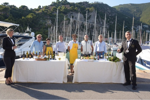 Wine Experience a Marina di Alassio: i vini della Liguria salgono a bordo