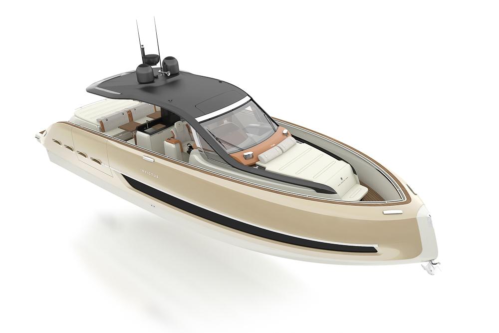 Invictus Yacht cresce ancora e presenta la nuova ammiraglia TT460