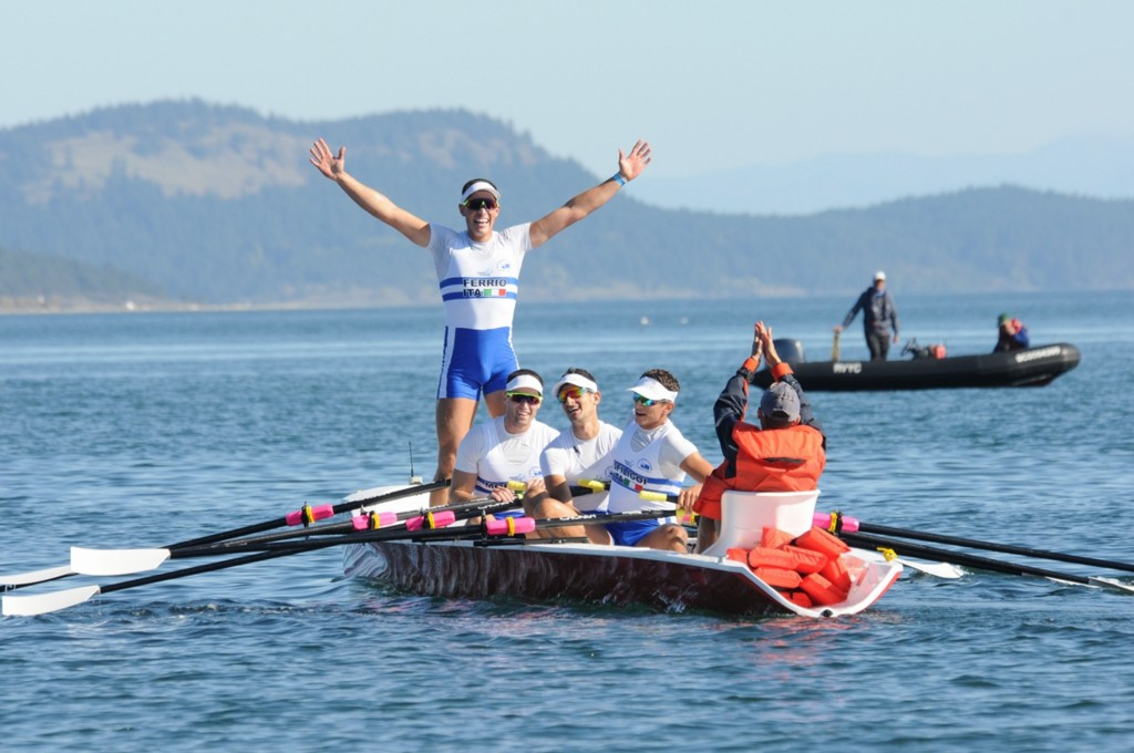 Sport: evento continentale riservato al Coastal Rowing in Toscana