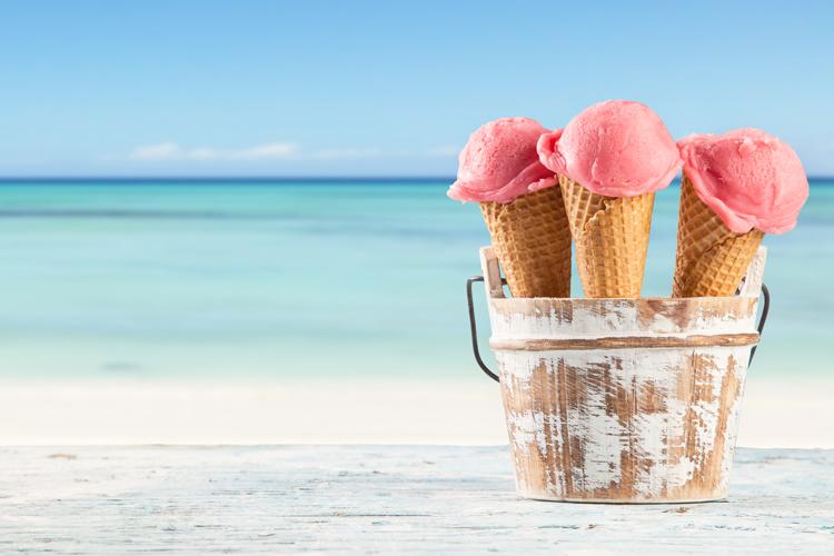 Il crollo del turismo segna un duro colpo per il settore del gelato artigianale