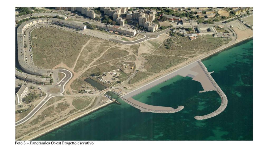 Cagliari, al via i lavori per la realizzazione porticciolo pesca a Sant'Elia