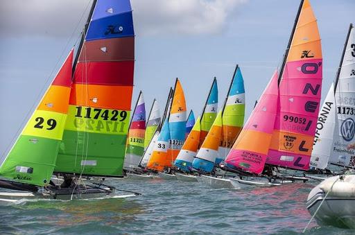 Pescara, un successo i Campionati Italiani Hobie Cat