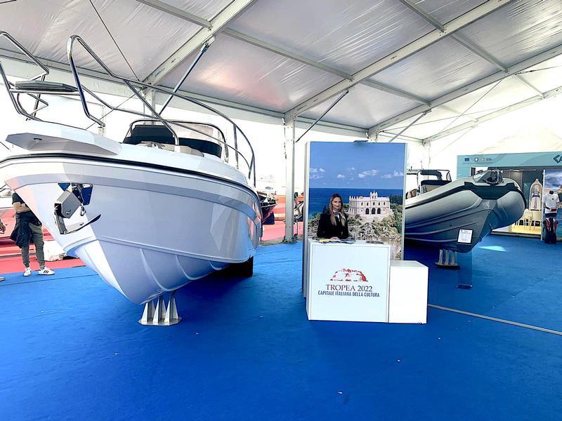 Calabria, annunciato lo Yacht Motor Show, il salone nautico dell'usato