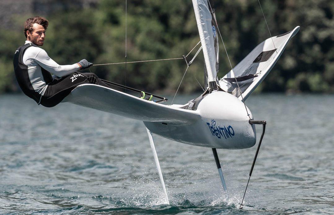 Vele a Malcesine, il Campionato Italiano classe Moth Trofeo Piccolo Hotel