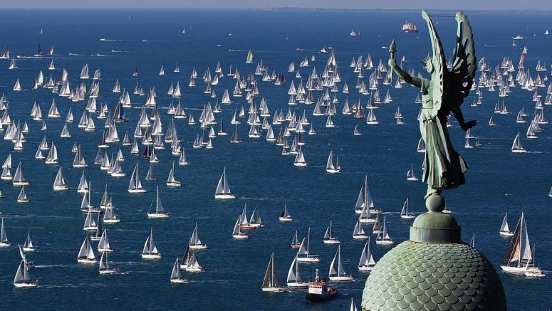 barcolana regata