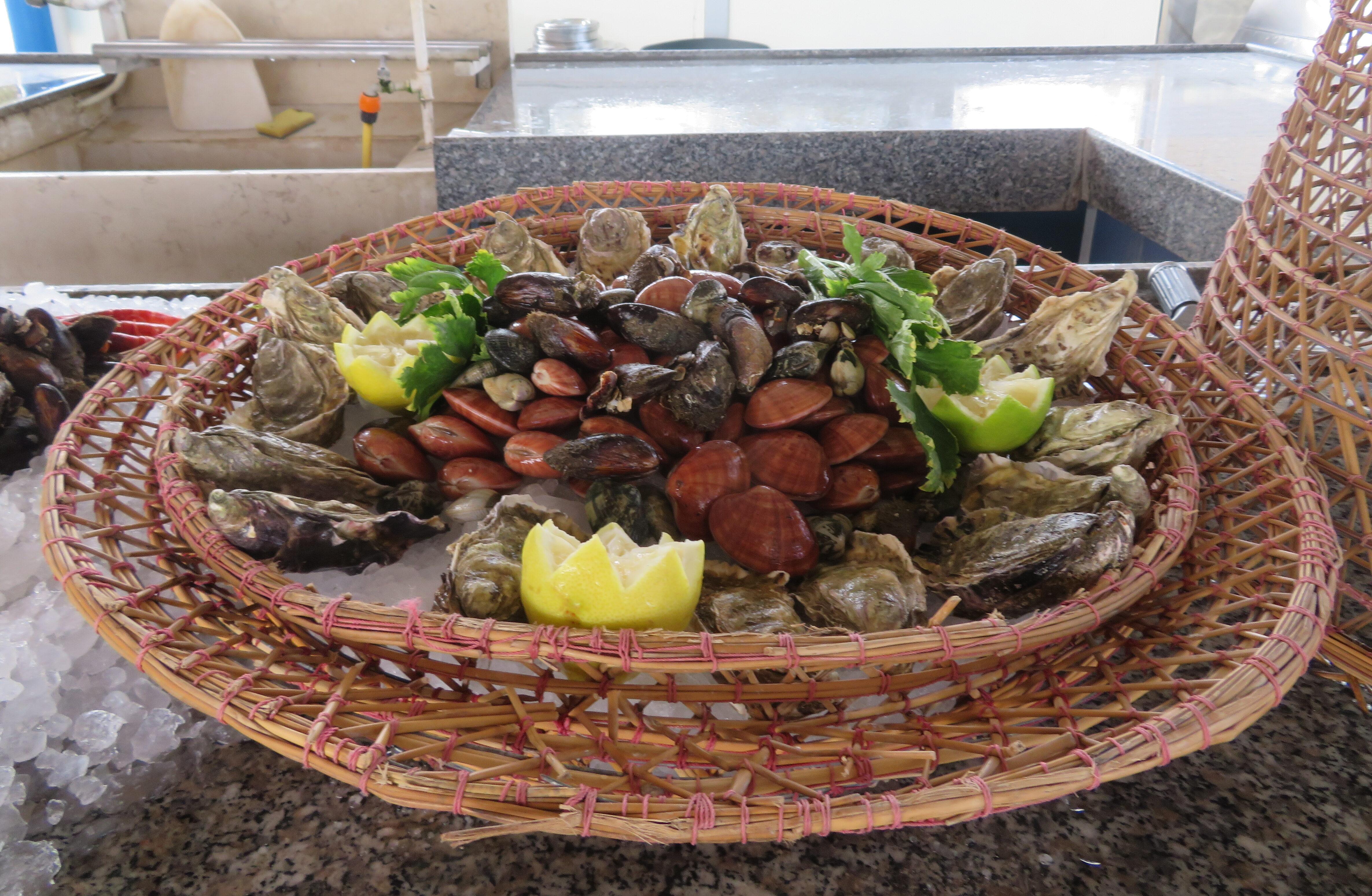frutti di mare capitan morgan salento