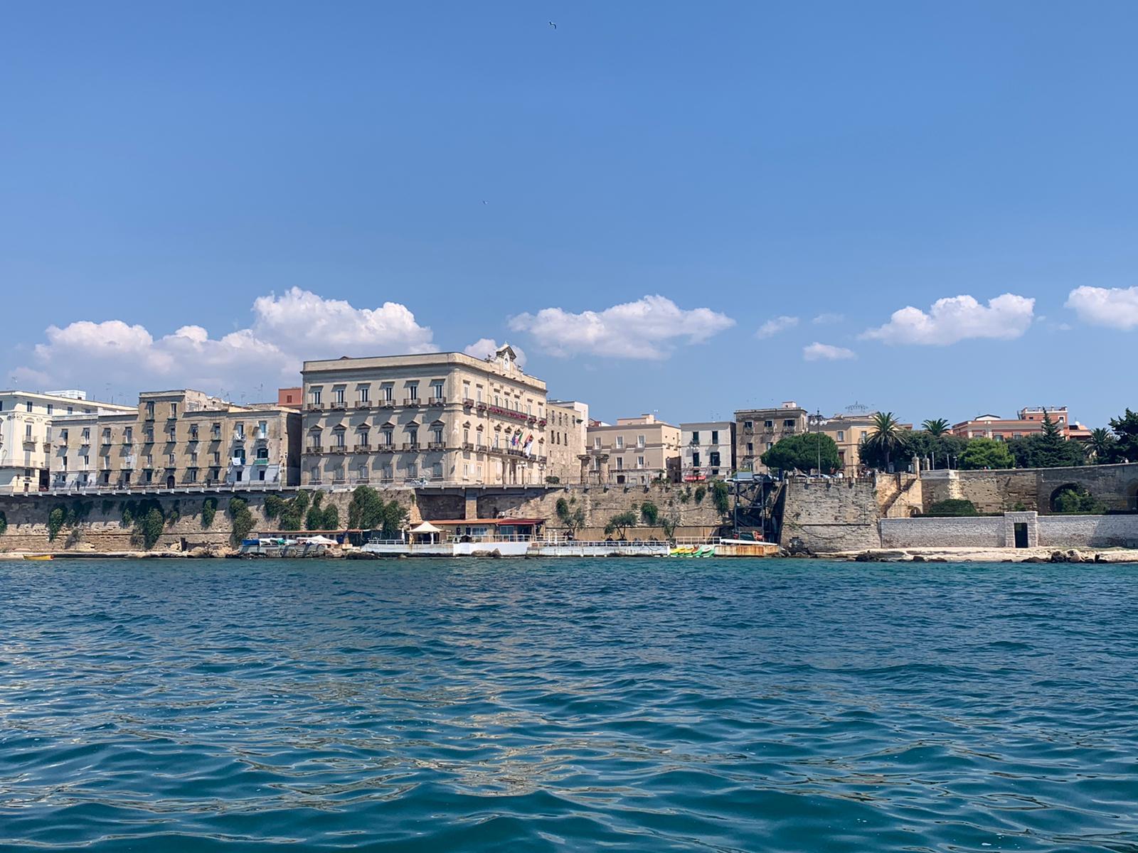 """Taranto, al via il progetto """"Best Tag"""", 4 mln per blue economy e sostenibilità"""