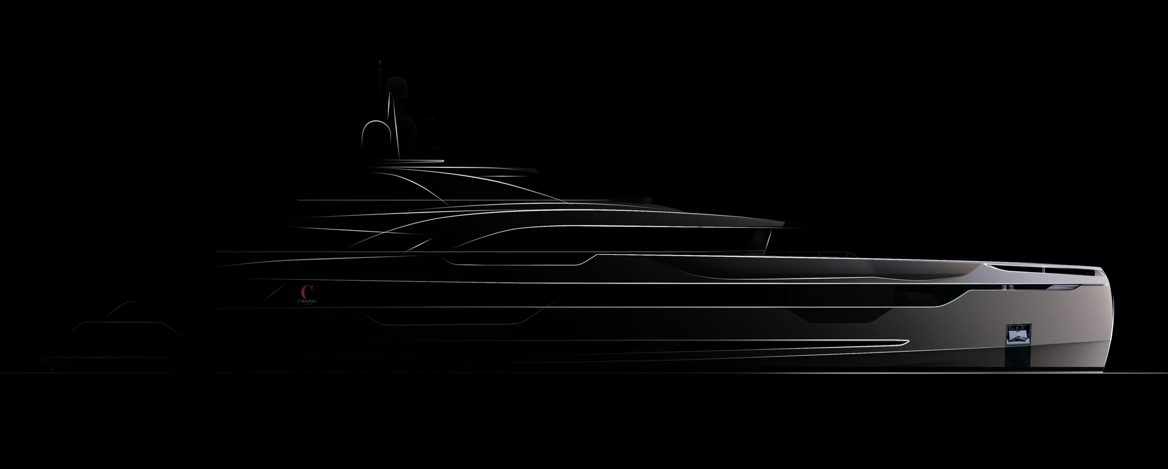Columbus Yachts, venduto nuovo superyacht Custom 50 metri 'Lady'