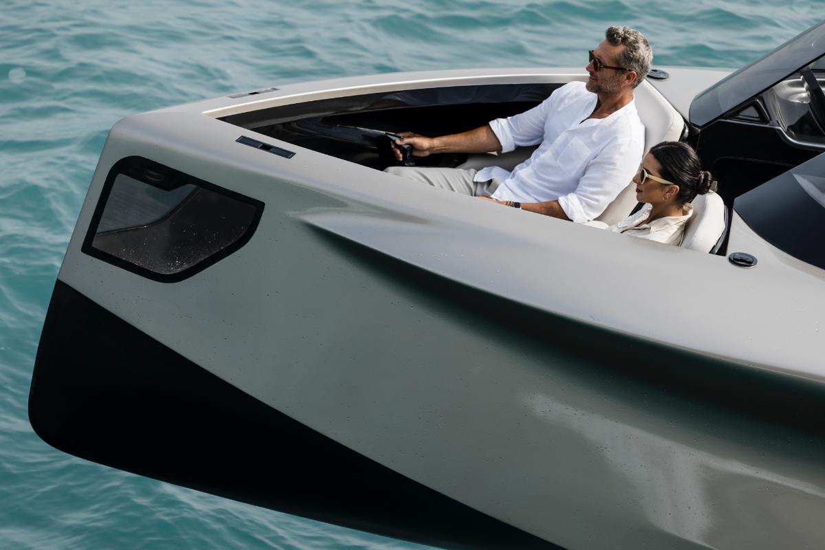 L'esclusivo yacht volante di ENATA, velocità e stabilità per il lusso a bordo