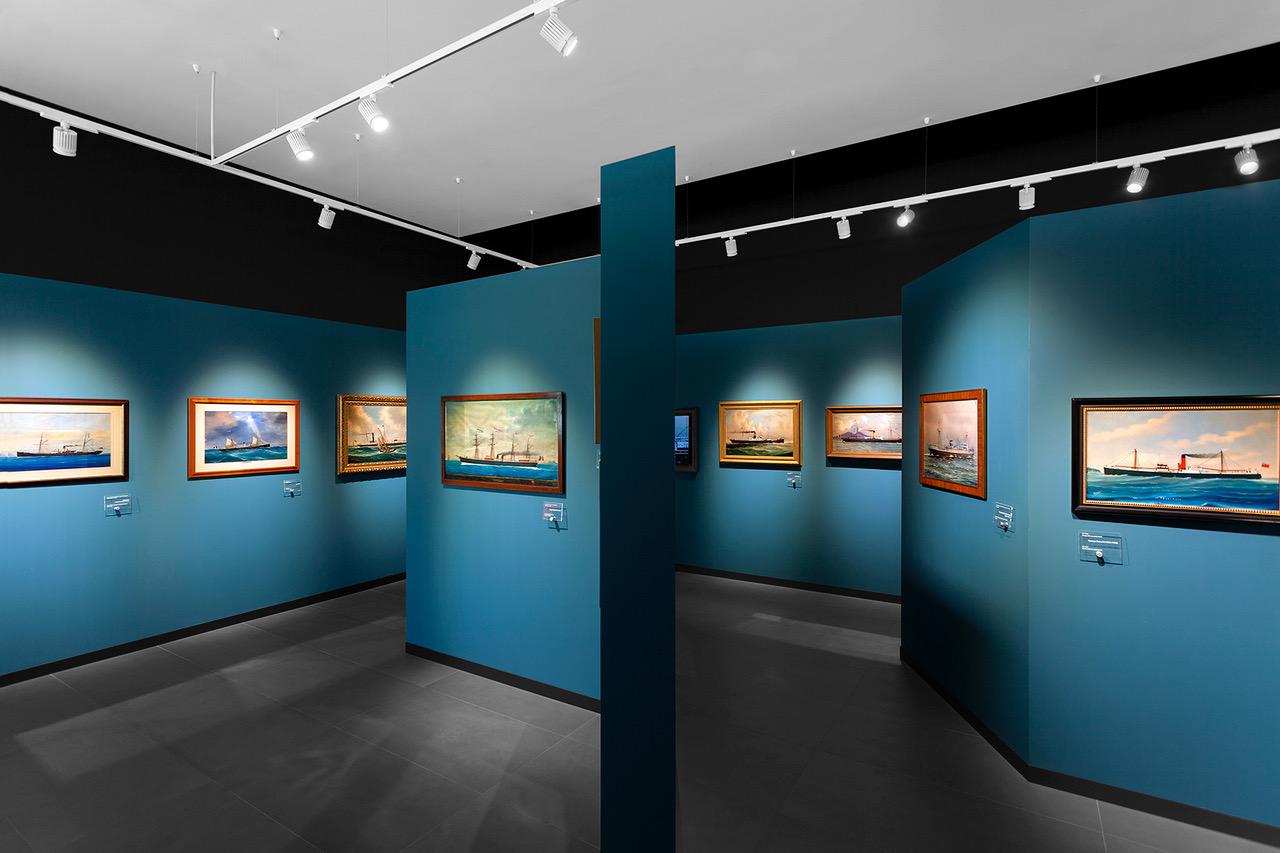 Genova, Galata Museo del Mare presenta il Virtual Tour di Sala Coeclerici