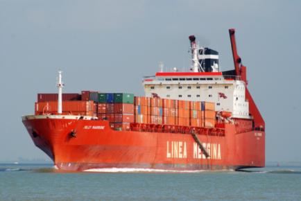 Da Genova all'Egitto containers sotto controllo con un sigillo RFID