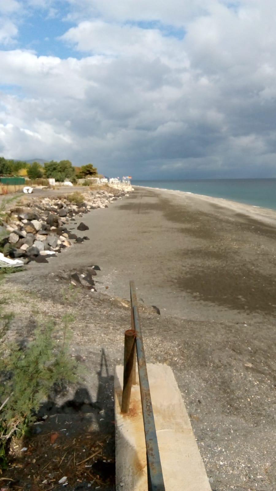 Erosione costiera, in gara i lavori sul lungomare di Sant'Alessio Siculo