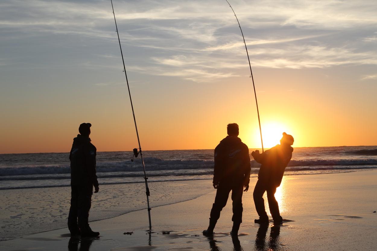 pesca in inverno