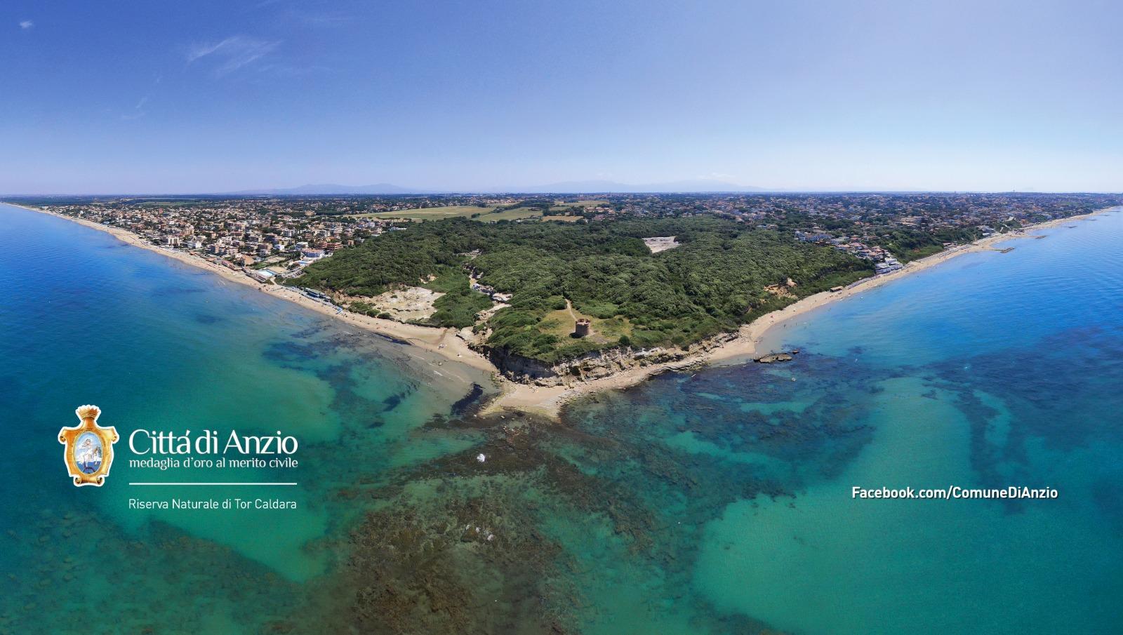 Anzio, tutela del tratto di mare antistante la Riserva Naturale di Tor Caldara