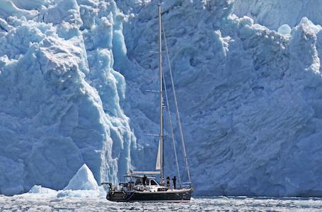 Vela, sulle tracce dei Vichinghi a bordo del comodo yacht Hylas 63