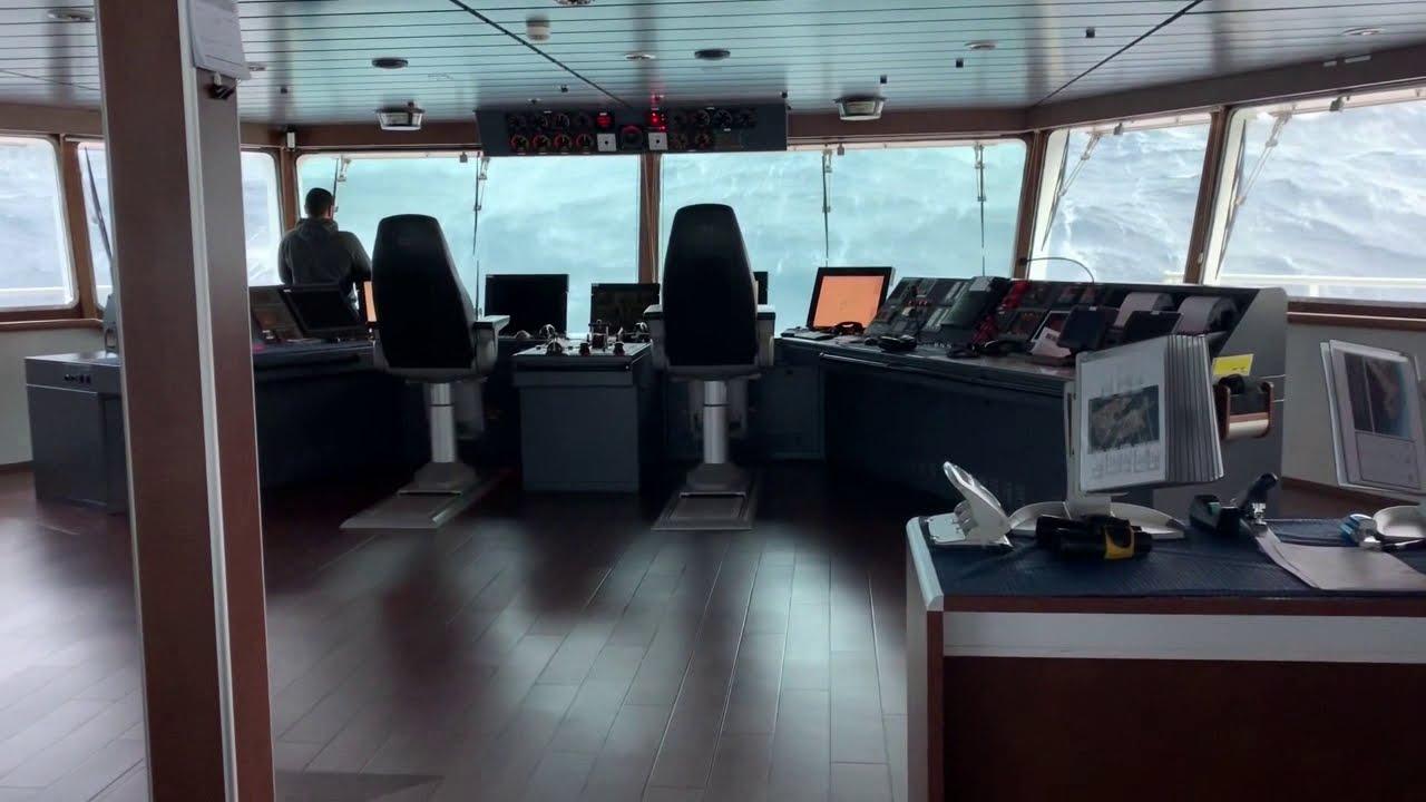 onde nave mar del nord
