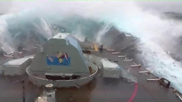 onde nave guerra