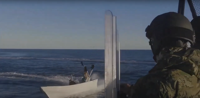 video sea shepherd collisione in mare