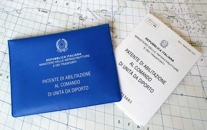 esami patente nautica