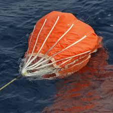 ancora galleggiante a paracadute