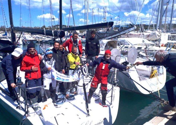 Arrivi garmin marine roma per 2