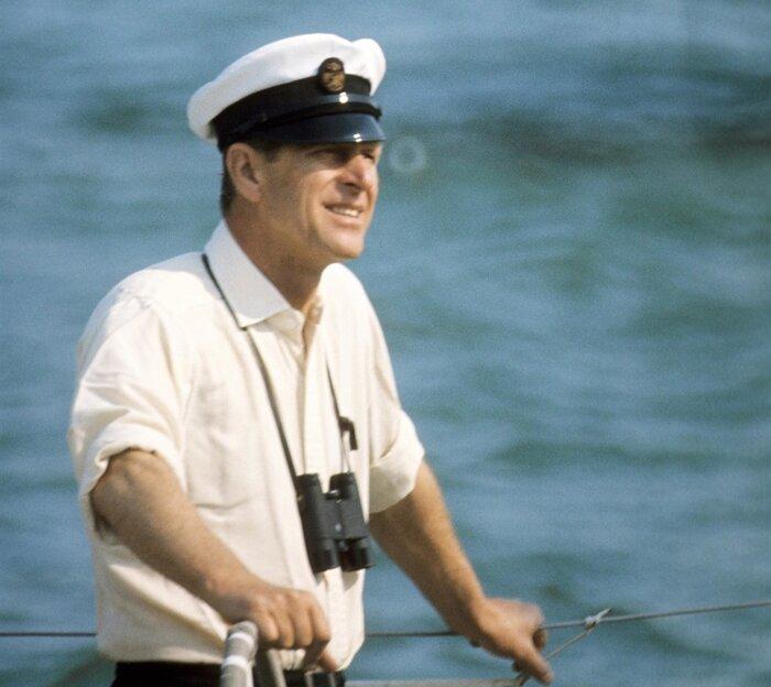 principe filippo marinaio
