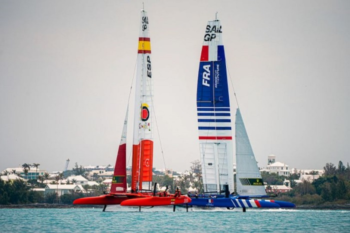 gare anticipate per il sail gp