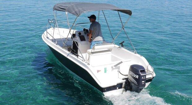 barca senza patente barche