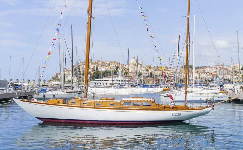 Beatrice barca storica