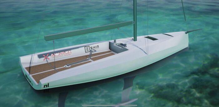 barche riciclabili lino