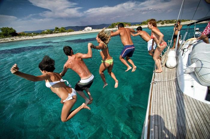 covid e vacanze aria aperta e in barca