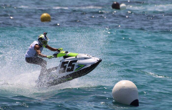 Campionato moto d'Acqua Gallipoli