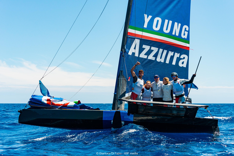 young azzurra persico 69