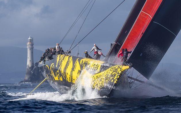 skorpios rolex Fastnet race