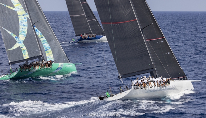 31^ Maxi Yacht Rolex Cup