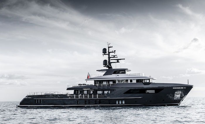 Sanlorenzo Monaco Yacht Show -