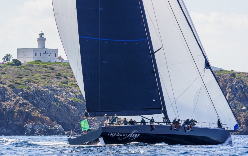maxi yacht rolex cup 2021